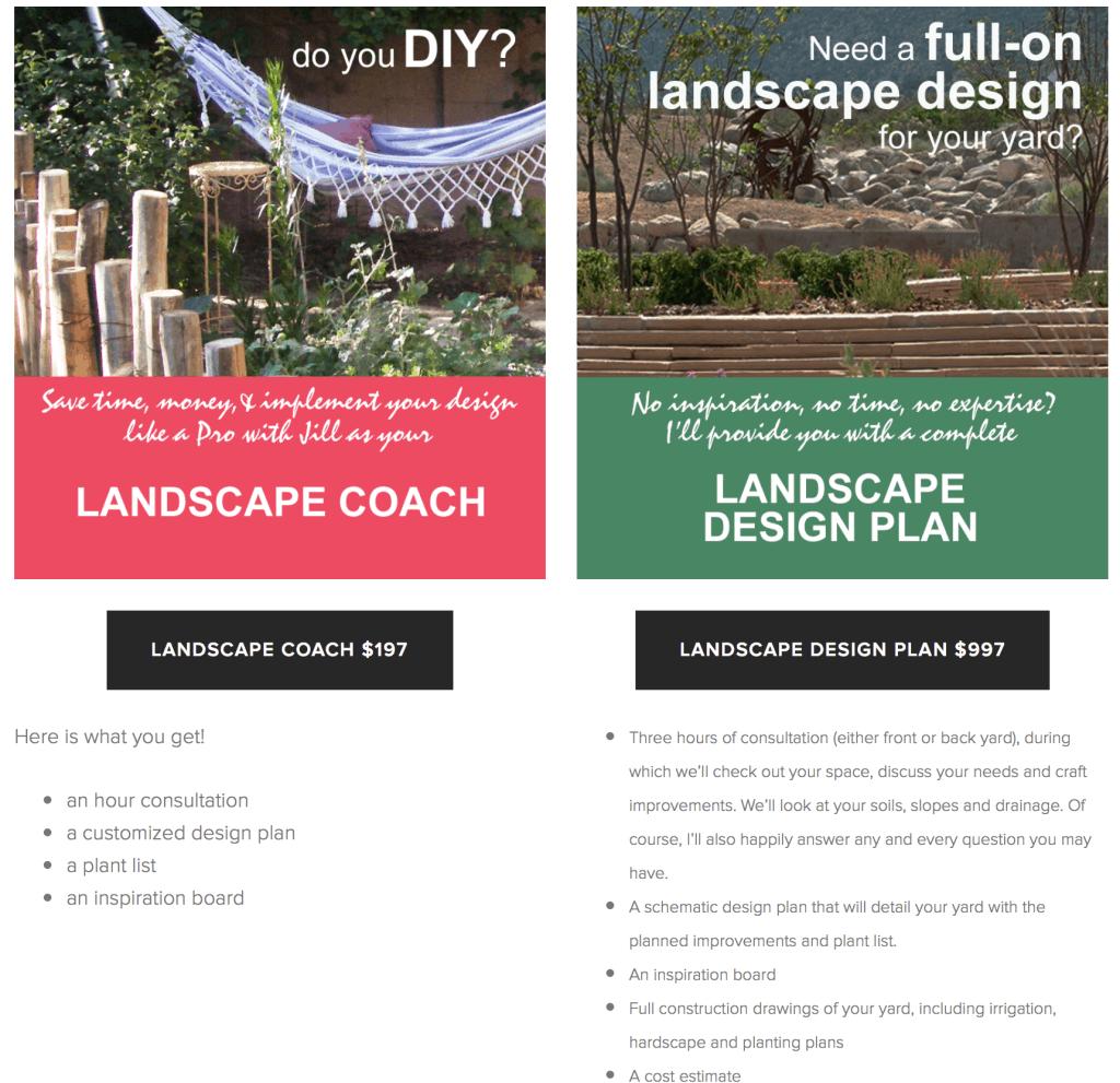 Landscape Design Plan, delineateyourdwelling.com