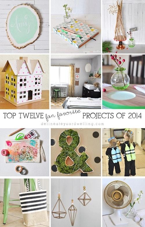 Top 12 Fan Favorite Projects of 2014, Delineateyourdwelling.com