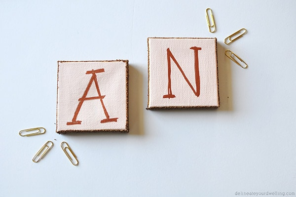 Copper Letter Signs2