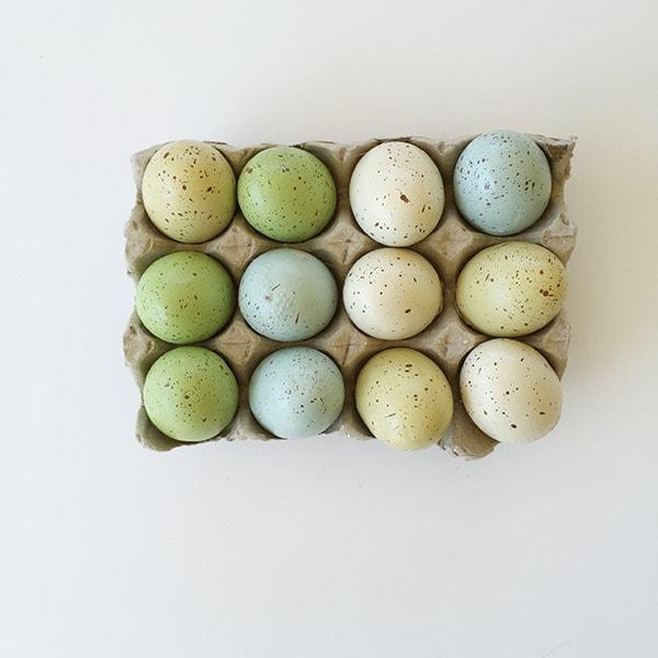 DIY Easter Eggs original