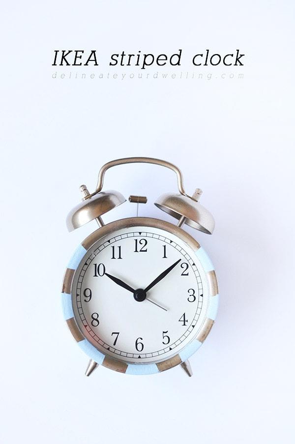 Black Alarm Clock Ikea - Arm Designs