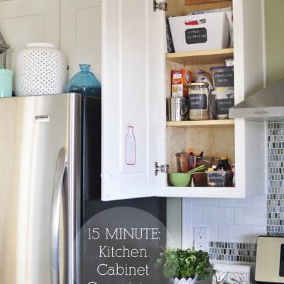 Kitchen Cabinet Organizing, Delineateyourdwelling.com