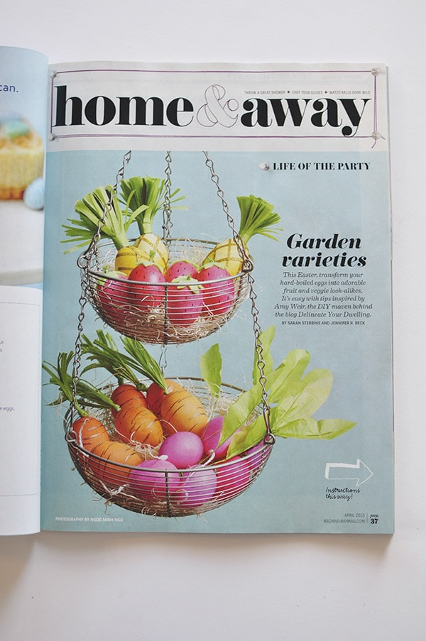 Rachael Ray Easter Feature, Delineateyourdwelling.com