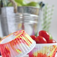Marbled Party Cups