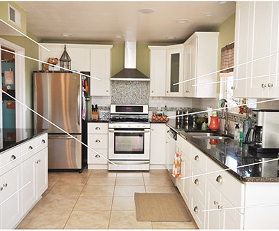 Organizing Kitchen Cabinet Layout