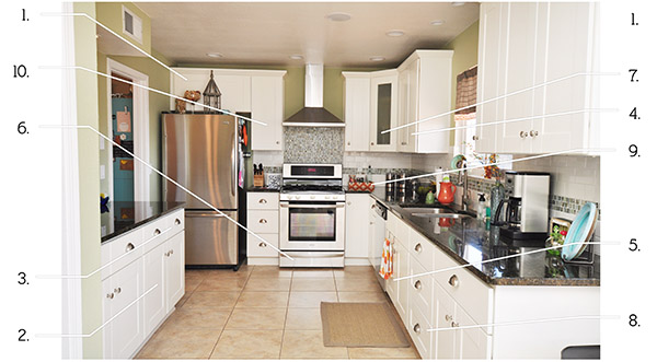 organizing kitchen cupboards 11 tips for organizing your kitchen cabinets in the most 1266