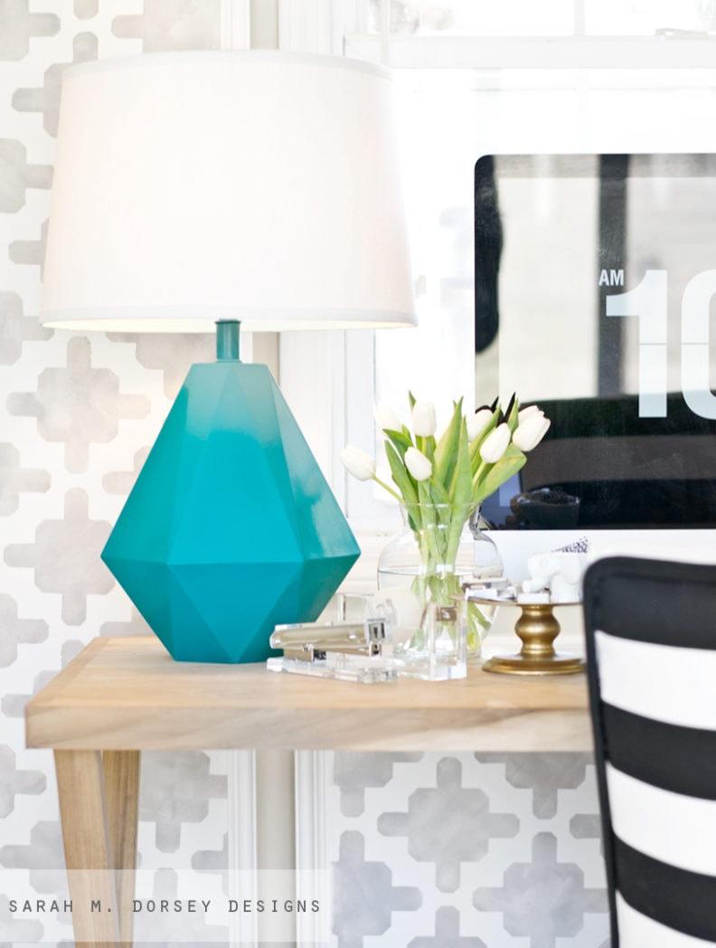 diy-geometric-lamp-1
