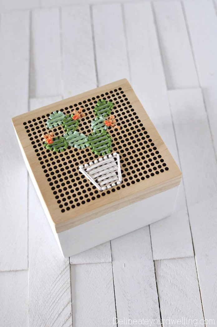 Simple Cacti Box