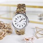 1 DIY Easy Glitter Watch