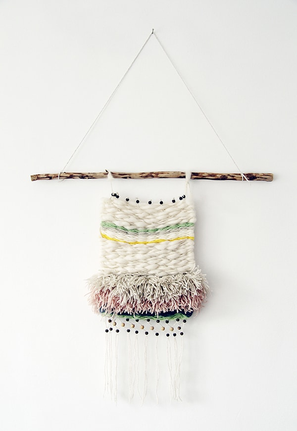 Fall-For-DIY-Woven-Wall-Hanging-Tutorial, Feature Friday