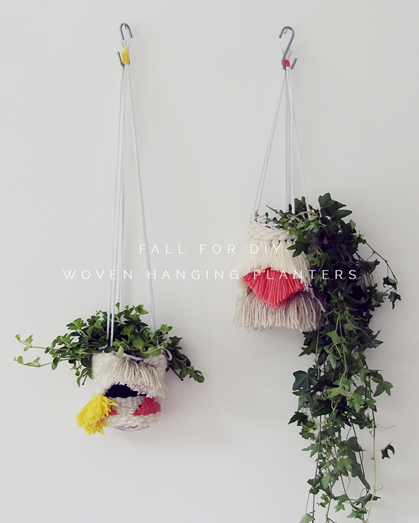 Fall-For-DIY-woven-planters-DIY-tutorial, Feature Friday