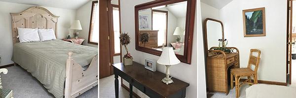 Wawasee House master bedroom2