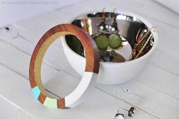 Wooden Bracelet final