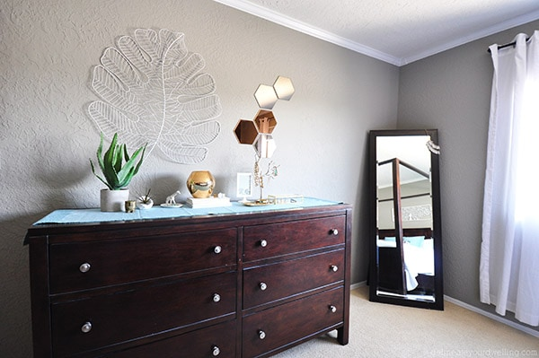 Master Bedroom Reveal-dresser