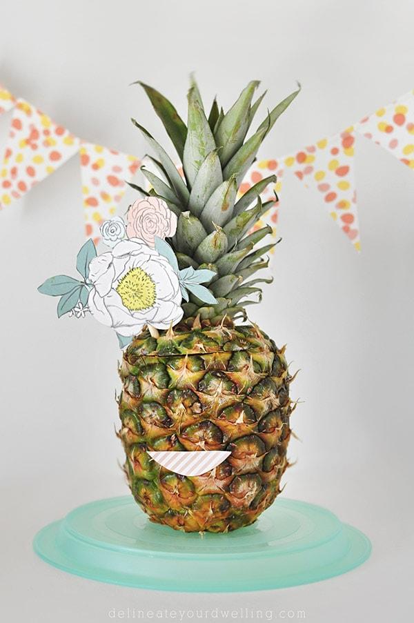Pineapple Ring Amazon