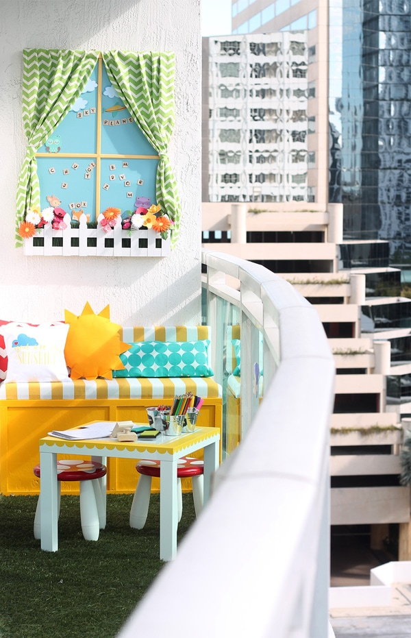 Playroom in the sky, FeatureFriday