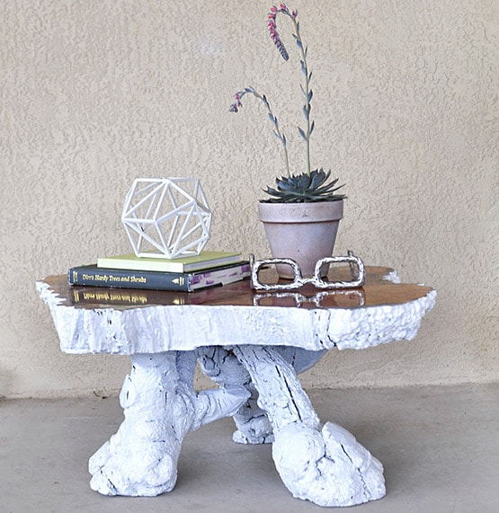 How to update an old Tree Stump Table