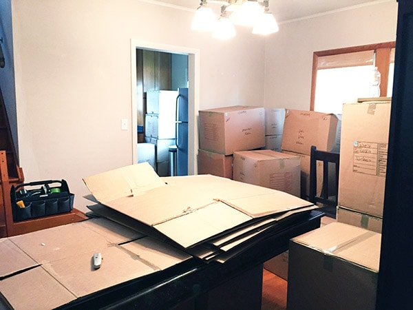 Boxes Tips for Unpacking After a Move