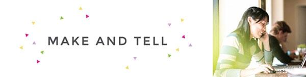 MakeAndTell Logo