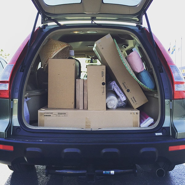 Supplies Tips for Unpacking After a Move