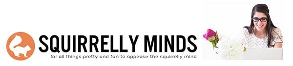 Squirrelly Minds header