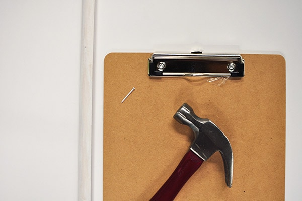Clipboards Rental Wall supplies