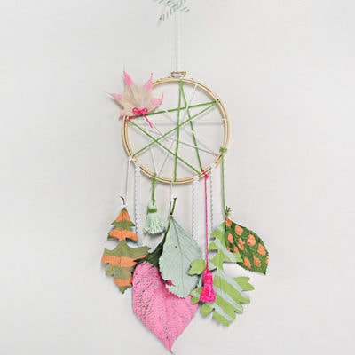 1-leaf-dream-catcher