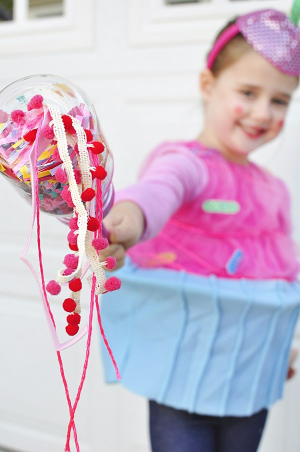 Darling Cupcake Child Costume