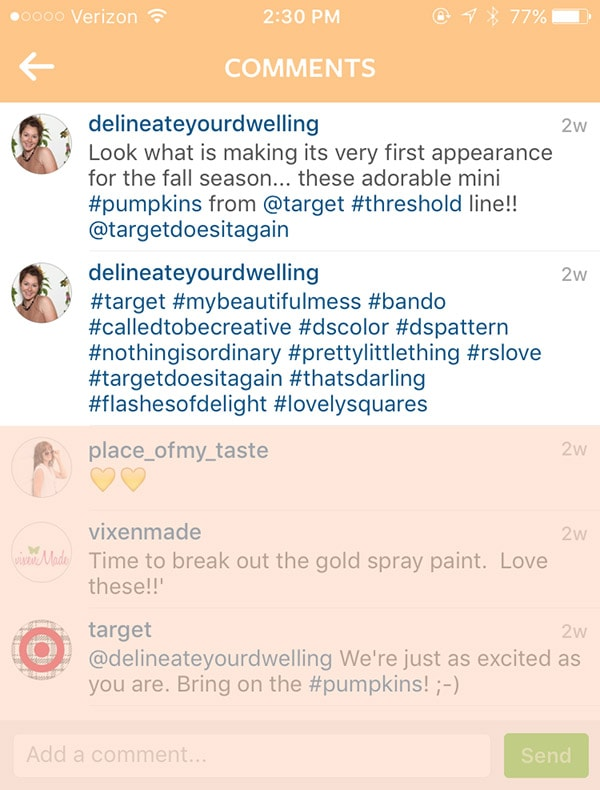 Instagram Growing Tips hashtags