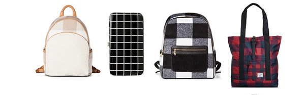 Must Have Plaid Items- Accessories