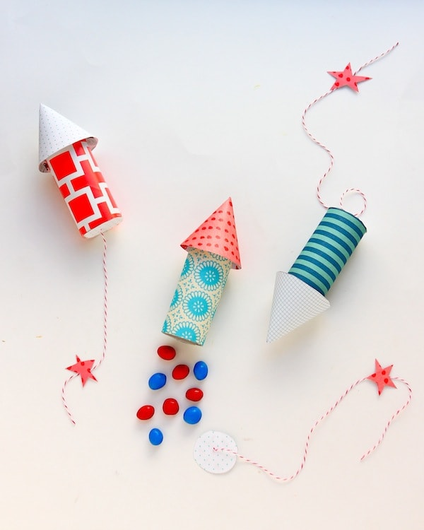 Rocket Favors Feature Friday