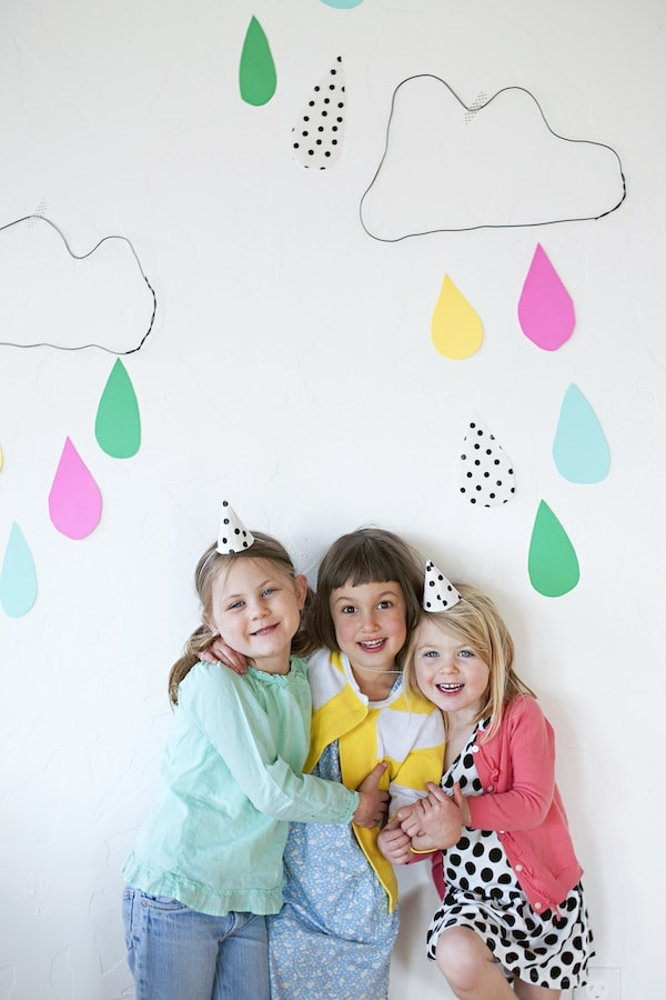 Weather Party Decor Feature Friday