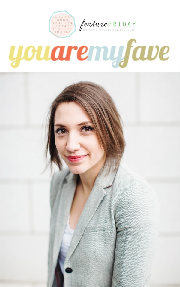 YouAreMyFave October Feature Friday - Delineateyourdwelling.com
