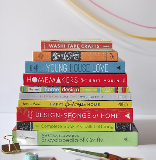 1 Favorite Creative Craft Books