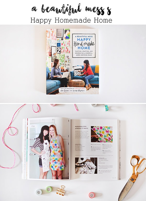 A Beautiful Mess Creative Craft Book