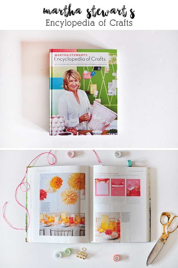 Martha Stewart Creative Craft Book