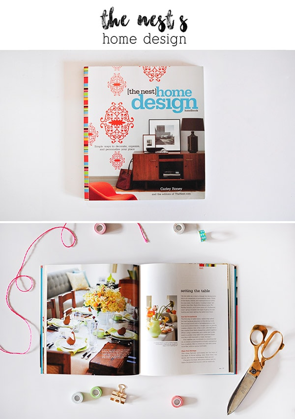 The Nest Creative Craft Book