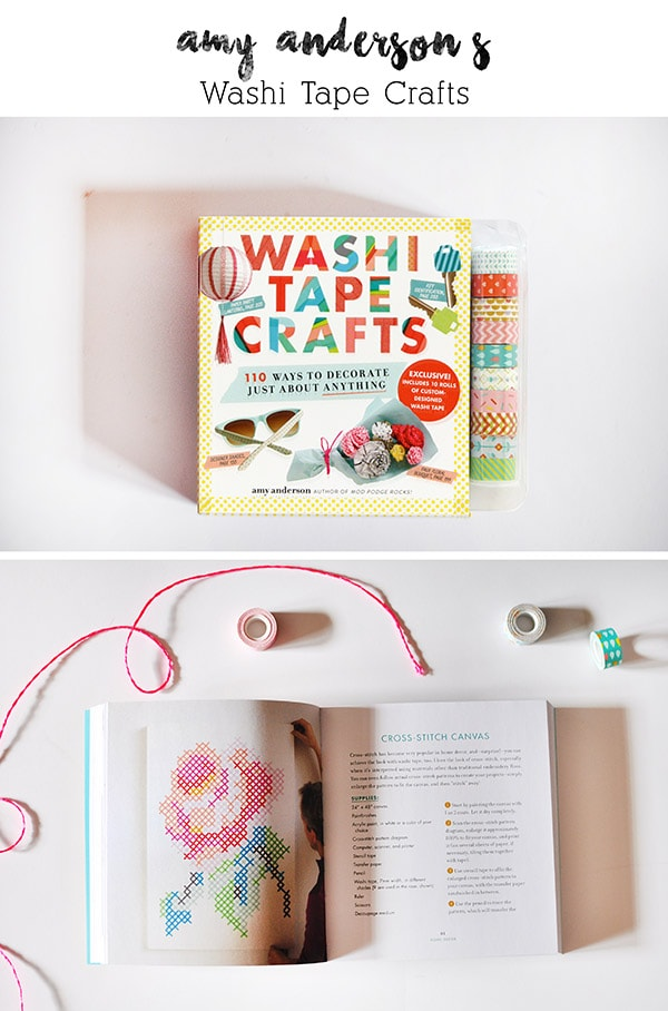 Washi Tape Creative Craft Book