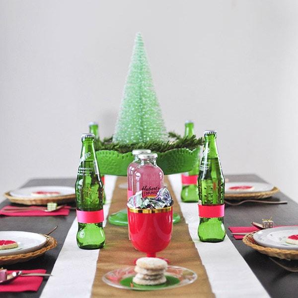 1 Christmas Cookie Table
