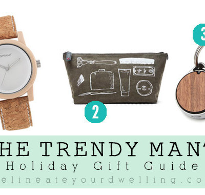 1 Trendy Man Gift Guide