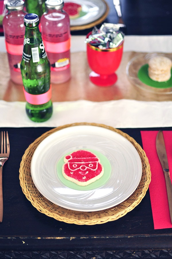 Christmas Cookie Table 5