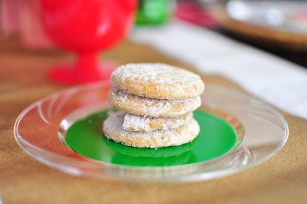 Christmas Cookie Table 8