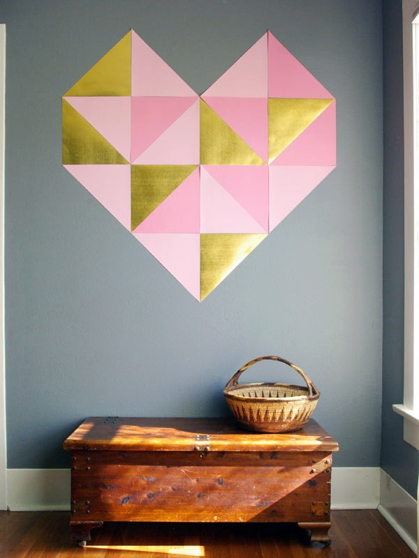 Giant Wall Heart Feature Friday