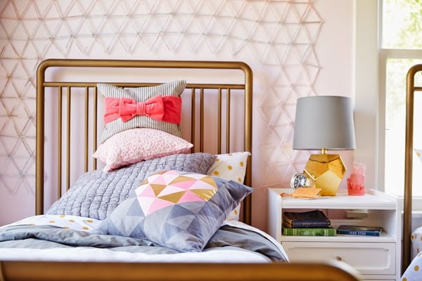 Girl's Bedroom Feature Friday