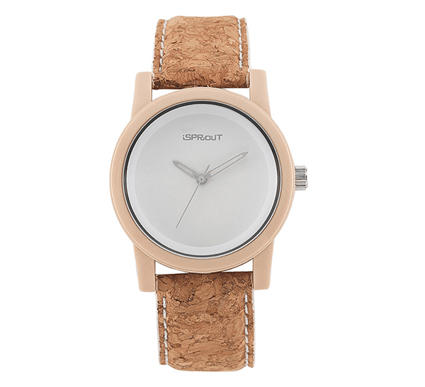 Trendy Man Gifts Cork Watch