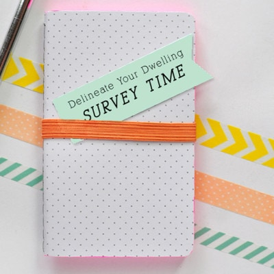 1 Survey Time, Delineateyourdwelling.com
