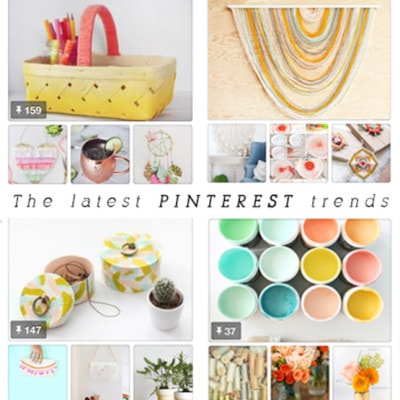 1 Pinterest Trends