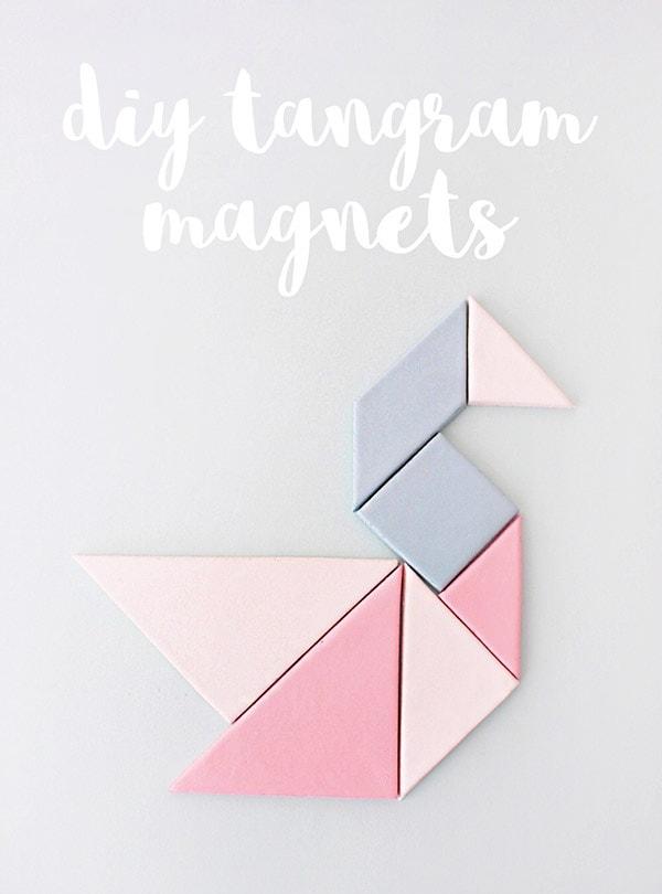 tangram-magnet
