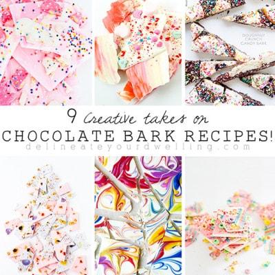 1 Creative Chocolate Bark