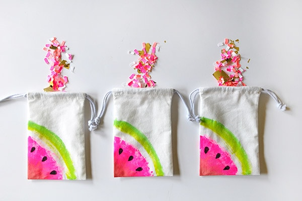 Mini Watermelon Bag